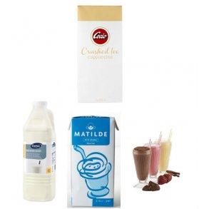 Milkshake - Mathilde - cocio - Arla - Debic