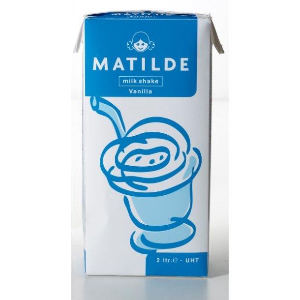 Matilde Milkshake mix, base 2 liter