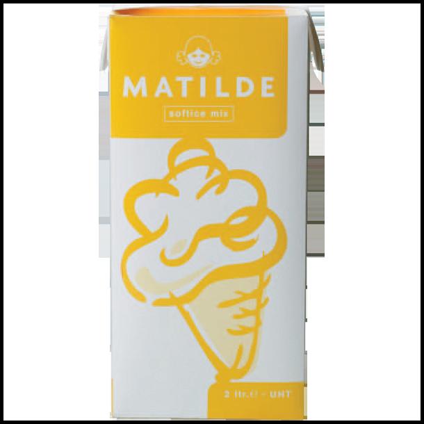 Matilde Softice mix 2 liter